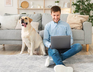 ¿Quieres ser un padre de mascota?